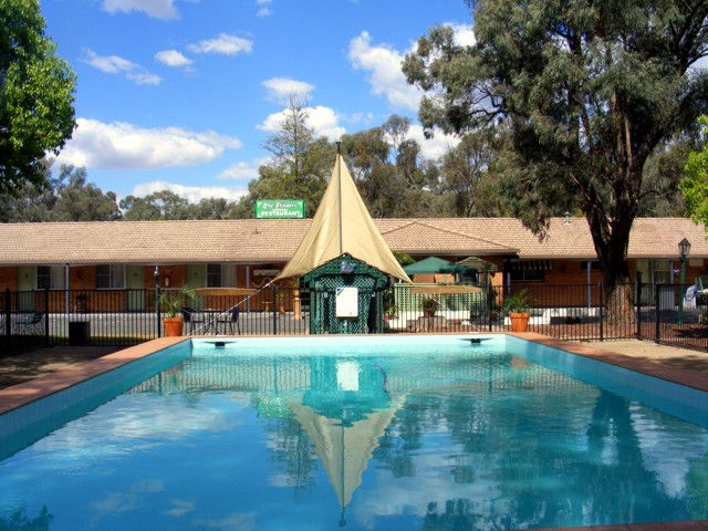 Matthew Flinders Motor Inn - New South Wales Tourism