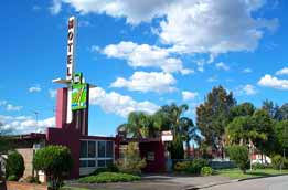 Mayfield Motel - New South Wales Tourism