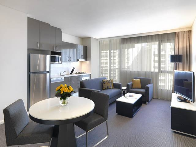 Meriton Serviced Apartments - Kent Street - New South Wales Tourism