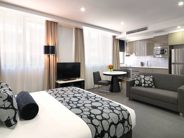 Meriton Serviced Apartments - North Ryde - New South Wales Tourism