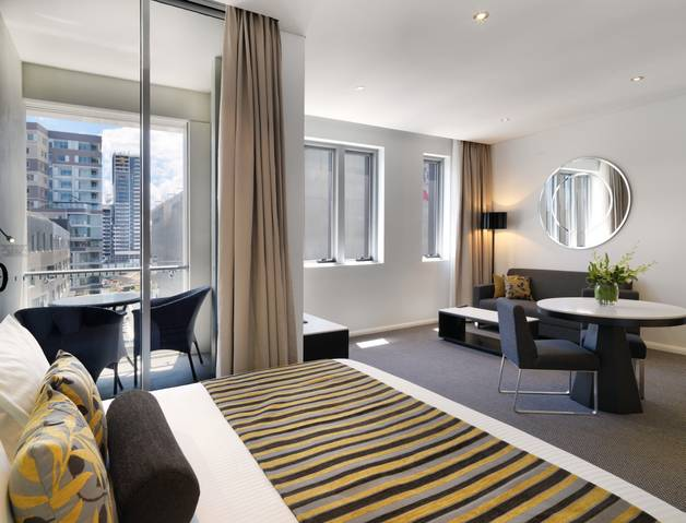 Meriton Serviced Apartments - Zetland - New South Wales Tourism