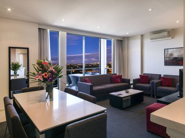 Meriton Serviced Apartments Parramatta - New South Wales Tourism