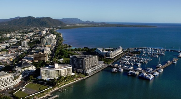 Hilton Cairns - New South Wales Tourism