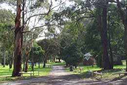 Moe Gardens Caravan Park - New South Wales Tourism