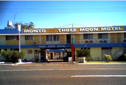 Monto Three Moon Motel - New South Wales Tourism