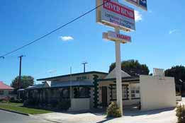 Motel River Bend - New South Wales Tourism