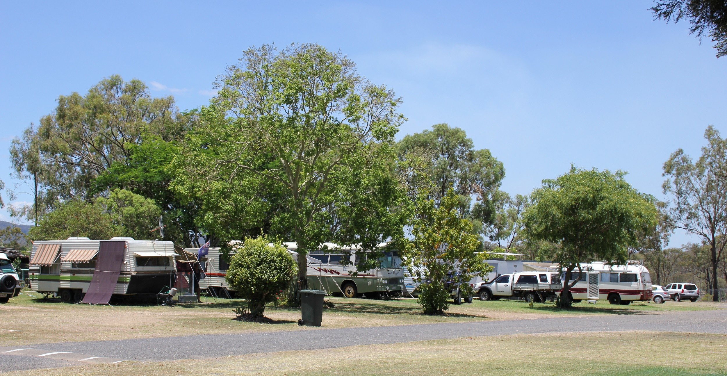 Mountain View Caravan Park - New South Wales Tourism