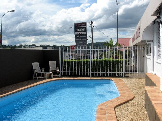 Nambour Lodge Motel - New South Wales Tourism