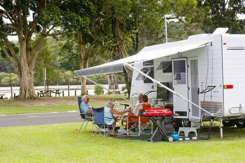 North Coast Holiday Parks Ferry Reserve - New South Wales Tourism