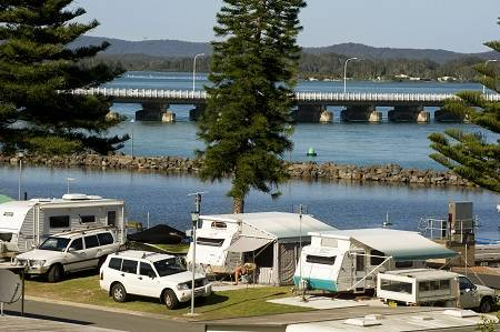 North Coast Holiday Parks Forster Beach - New South Wales Tourism