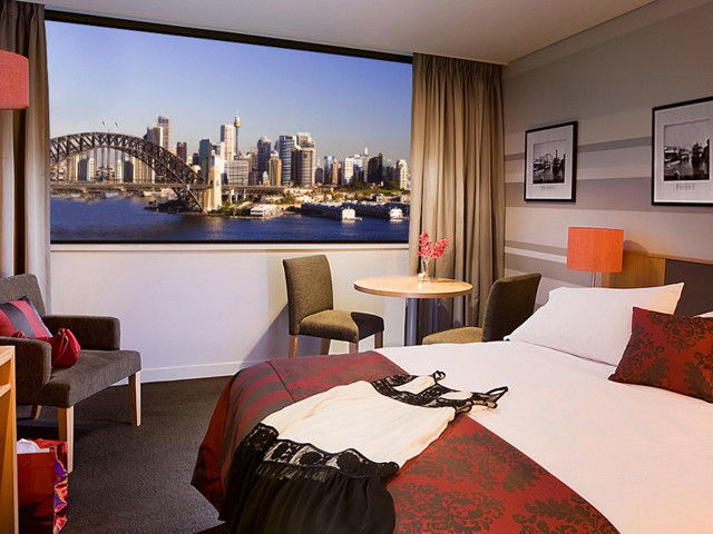 North Sydney Harbourview Hotel - New South Wales Tourism