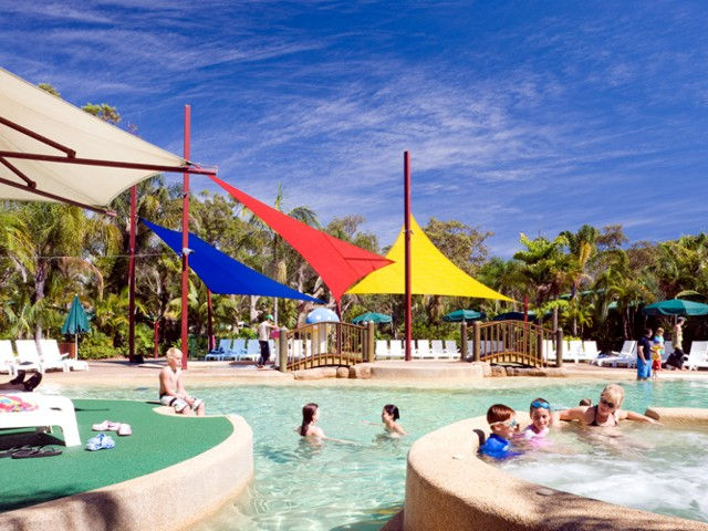 NRMA Ocean Beach Holiday Park - New South Wales Tourism