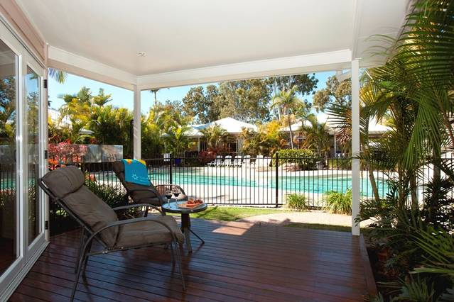 NRMA Treasure Island Holiday Park - New South Wales Tourism