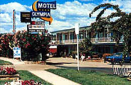 Olympia Motel - New South Wales Tourism