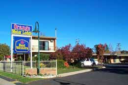Orange Motor Lodge - New South Wales Tourism