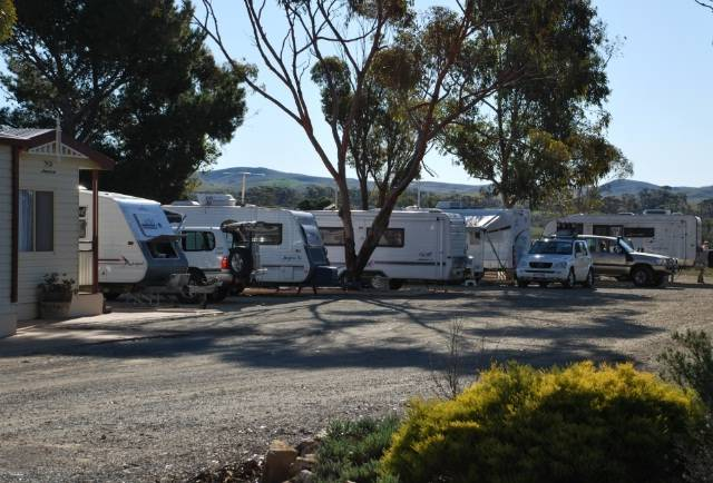 Orroroo Caravan Park - New South Wales Tourism