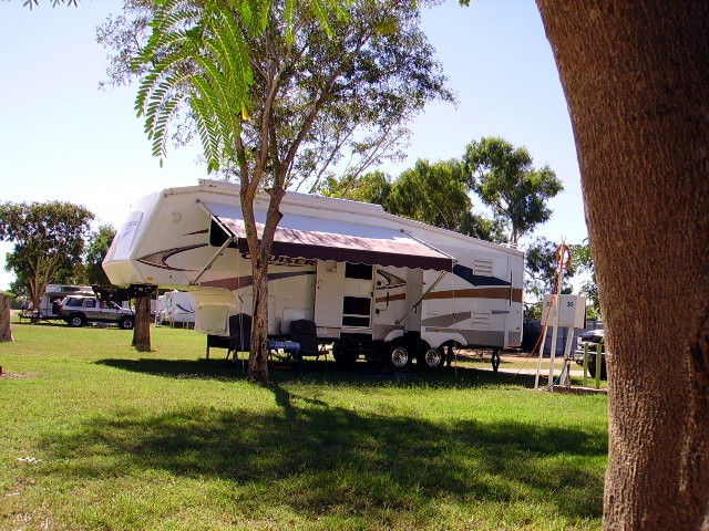 Outback Oasis Caravan Park - New South Wales Tourism