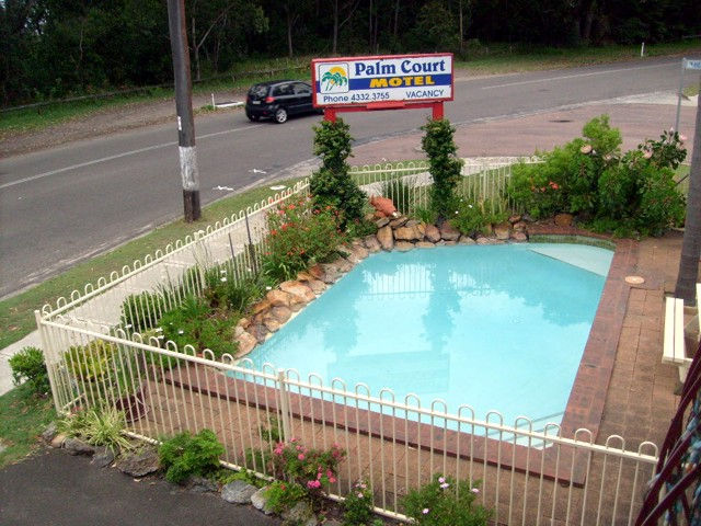 Palm Court Motel - New South Wales Tourism