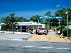 Paradise Palms Carey Bay - New South Wales Tourism