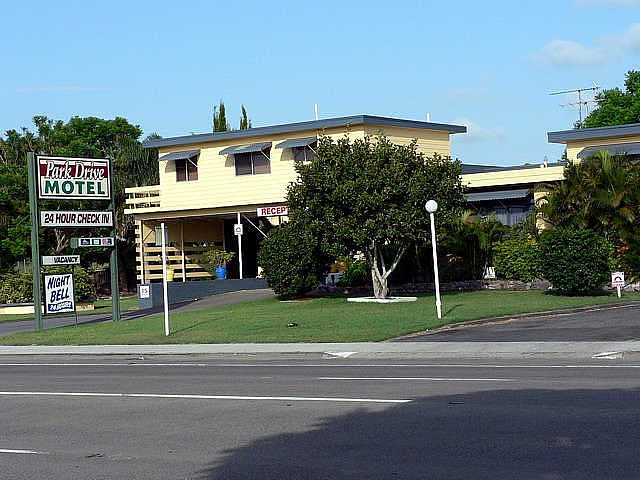 Park Drive Motel - New South Wales Tourism