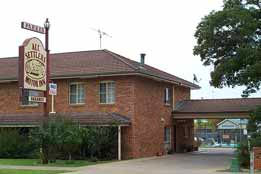 Parkes All Settlers Motor Inn - New South Wales Tourism