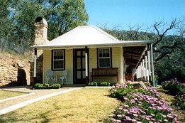 Price Morris Cottage - New South Wales Tourism