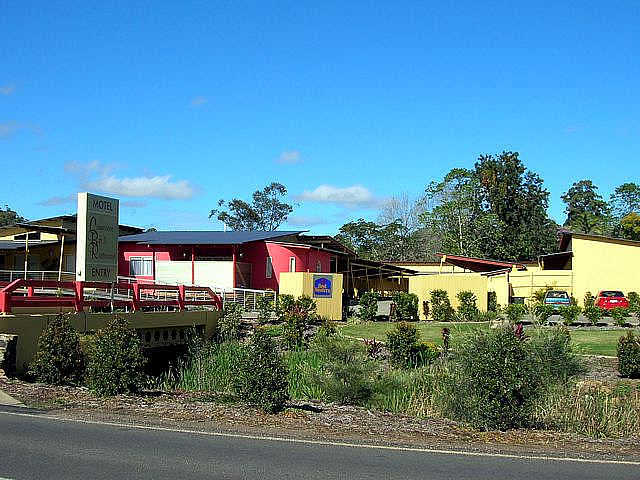 Red Bridge Motor Inn - New South Wales Tourism