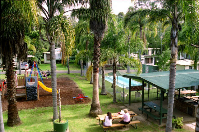 Shady Willows Holiday Park - New South Wales Tourism