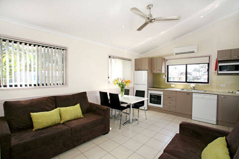 Shoal Bay Holiday Park - New South Wales Tourism