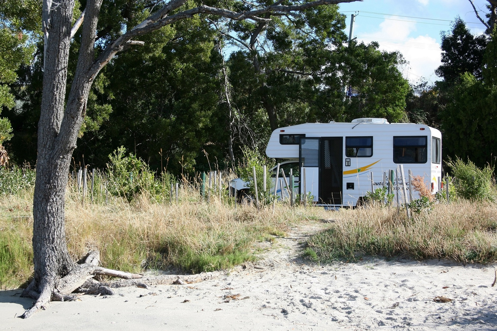 Snug Beach Cabin  Caravan Park - New South Wales Tourism