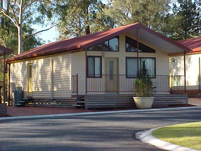 Sydney Getaway Holiday Park  Avina Van Village - New South Wales Tourism