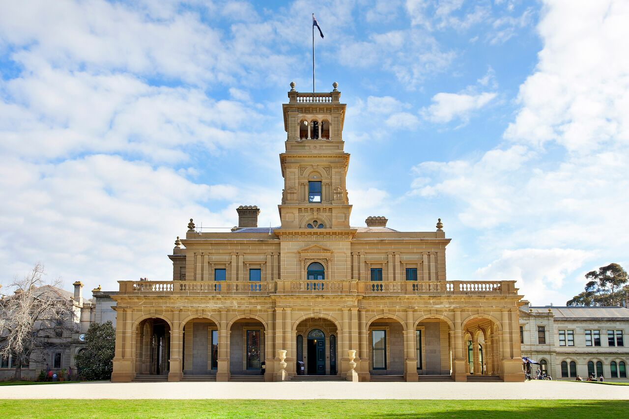 Mansion Hotel and Spa at Werribee Park - New South Wales Tourism