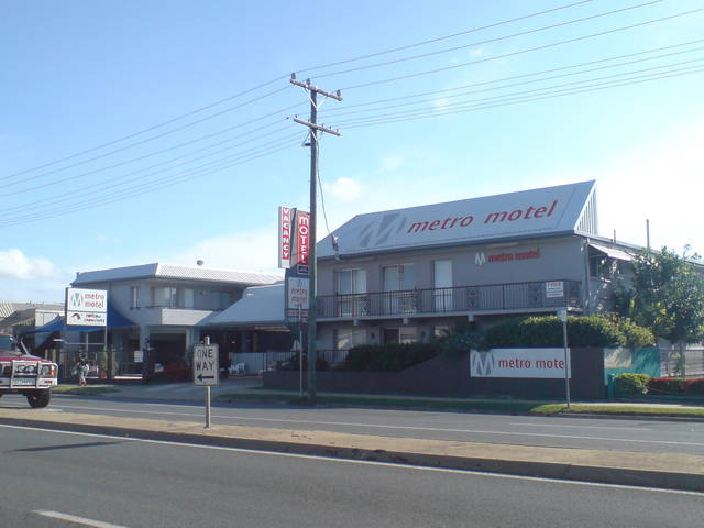 The Metro Motel Rockhampton