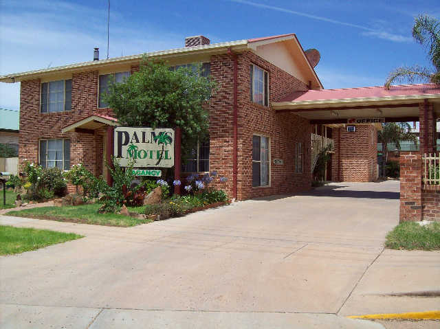 The Palms Motel - New South Wales Tourism