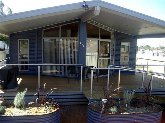 The Real McCoy Holiday Accommodation - New South Wales Tourism