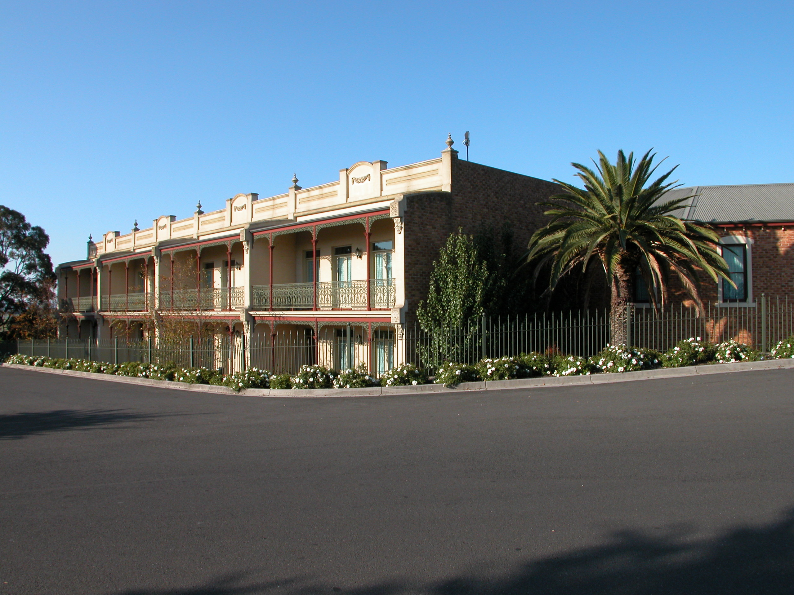 The Terrace Motel - New South Wales Tourism