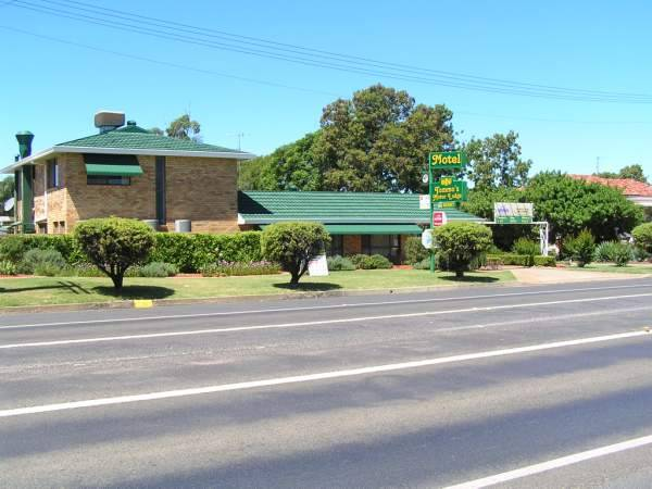 Tommos Motor Lodge - New South Wales Tourism