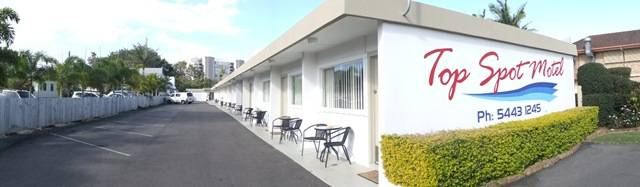 Top Spot Motel - New South Wales Tourism