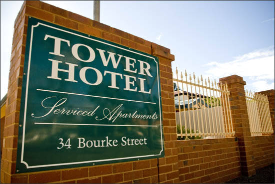 Tower Hotel Kalgoorlie - New South Wales Tourism