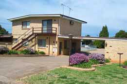 Wellington Motor Inn - New South Wales Tourism