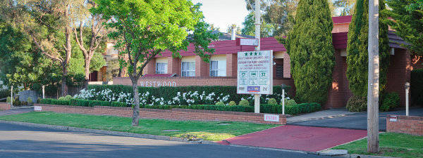 Westwood Motor Inn - New South Wales Tourism