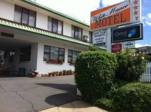 White Manor Motel - New South Wales Tourism