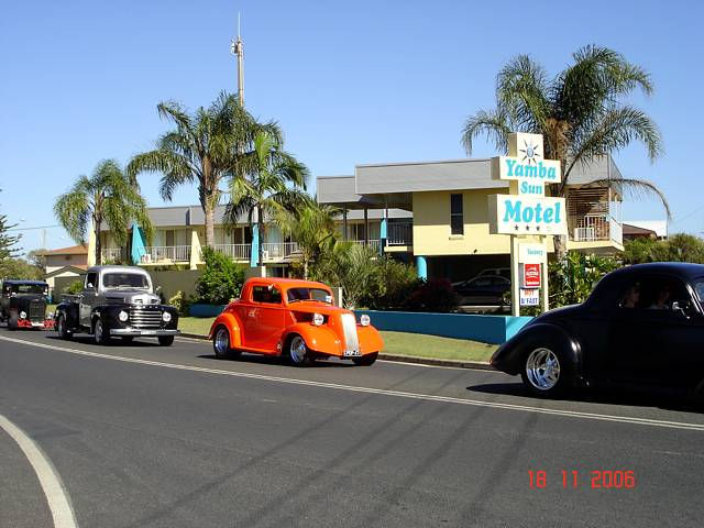 Yamba Sun Motel - New South Wales Tourism
