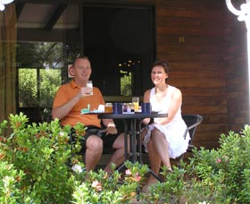 Forest Lodge Resort - New South Wales Tourism
