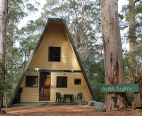 Green Leaves Cabin - New South Wales Tourism