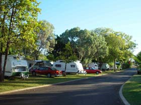 Ivanhoe Village Caravan Resort - New South Wales Tourism
