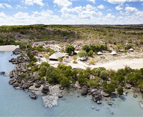 Kimberley Coastal Camp - New South Wales Tourism