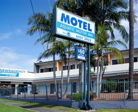 Aquatic Motel - New South Wales Tourism