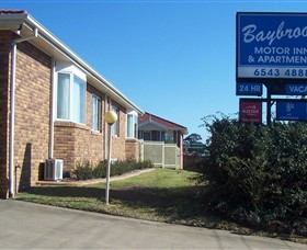 Baybrook Motor Inn - New South Wales Tourism
