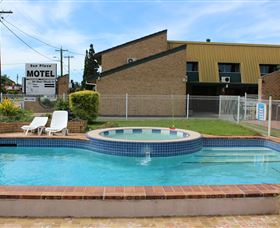 Sun Plaza Motel Mackay - New South Wales Tourism